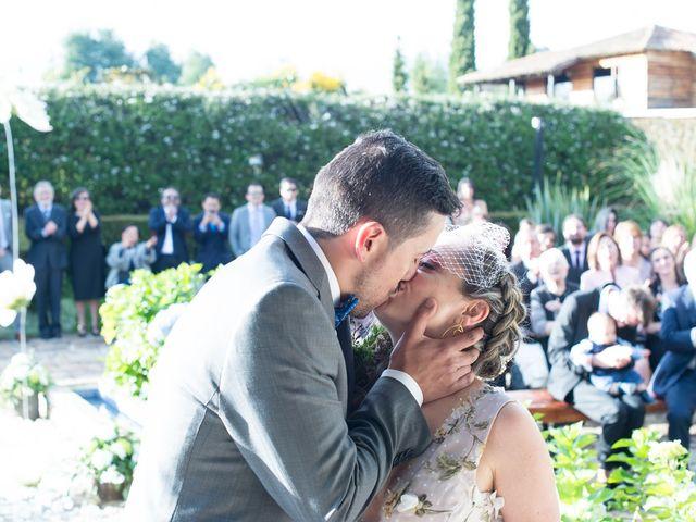 El matrimonio de Daniel y Carolina en Subachoque, Cundinamarca 52
