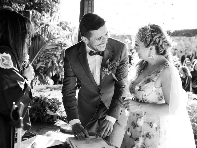 El matrimonio de Daniel y Carolina en Subachoque, Cundinamarca 54