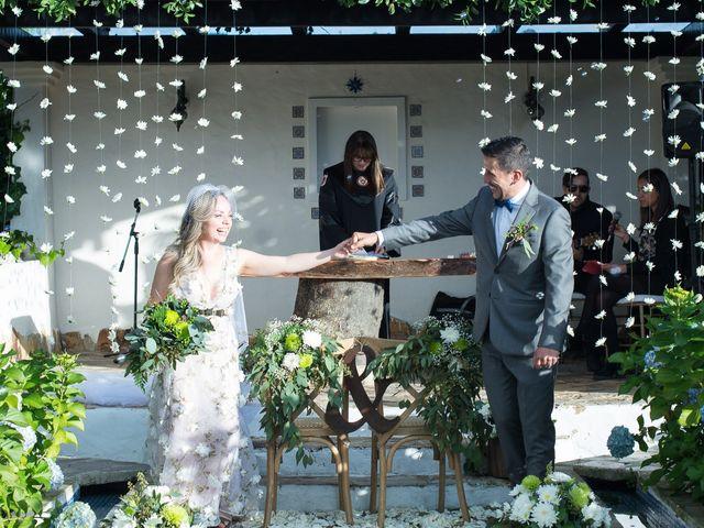 El matrimonio de Daniel y Carolina en Subachoque, Cundinamarca 57