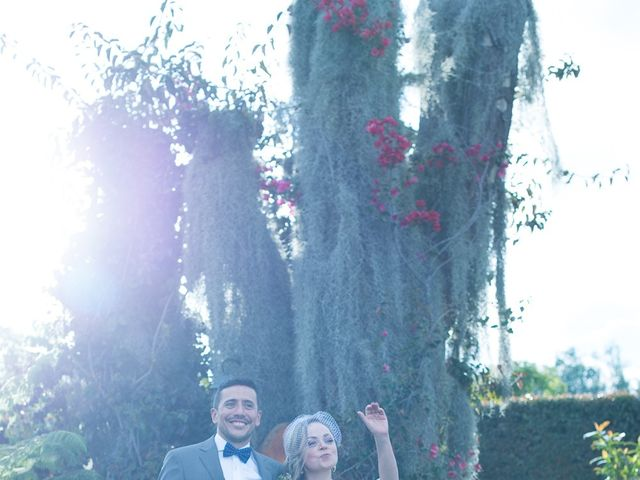 El matrimonio de Daniel y Carolina en Subachoque, Cundinamarca 60