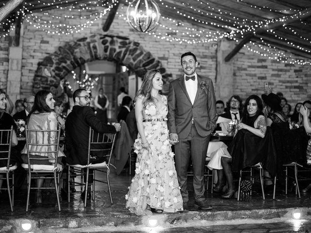 El matrimonio de Daniel y Carolina en Subachoque, Cundinamarca 65