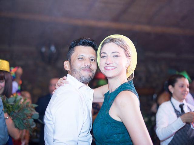 El matrimonio de Daniel y Carolina en Subachoque, Cundinamarca 73