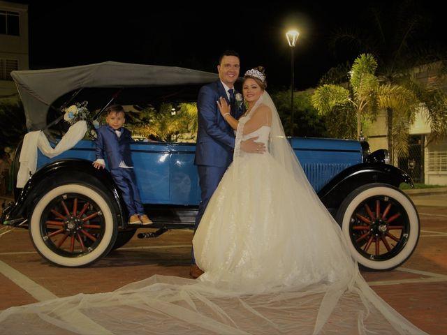 El matrimonio de Cesar  y Johanna  en Cartago, Valle del Cauca 1