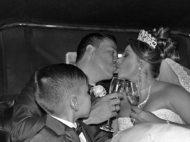 El matrimonio de Johanna  y Cesar