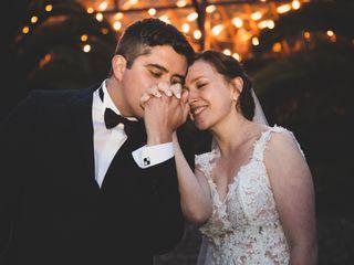 El matrimonio de Walkiria y Edwin