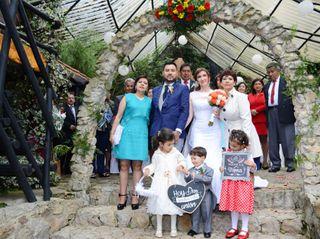 El matrimonio de Karen y Edwin 3