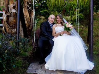 El matrimonio de Angie y Noberto