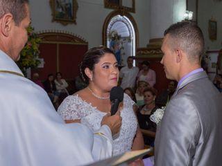 El matrimonio de Marleny y Camilo