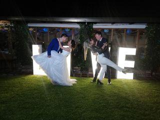 El matrimonio de Yessica y Briand 1