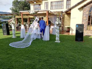 El matrimonio de Yessica y Briand 3