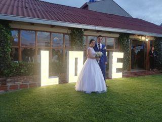 El matrimonio de Yessica y Briand