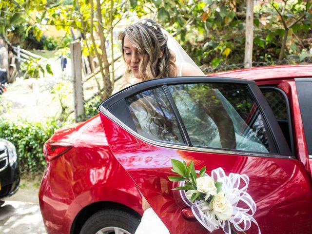 El matrimonio de Noberto y Angie en Cota, Cundinamarca 1