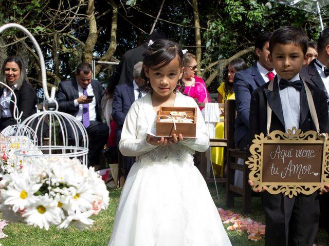 El matrimonio de Noberto y Angie en Cota, Cundinamarca 5