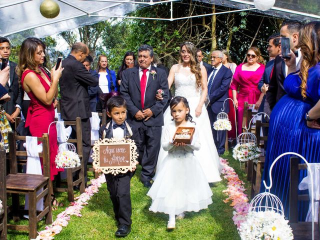 El matrimonio de Noberto y Angie en Cota, Cundinamarca 6