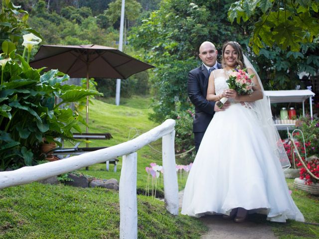 El matrimonio de Noberto y Angie en Cota, Cundinamarca 9