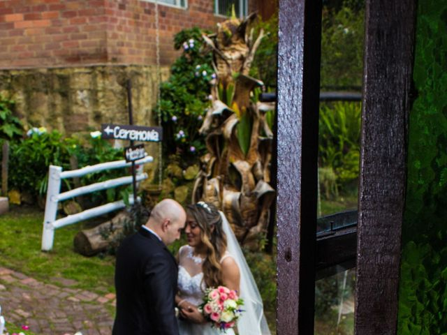 El matrimonio de Noberto y Angie en Cota, Cundinamarca 12