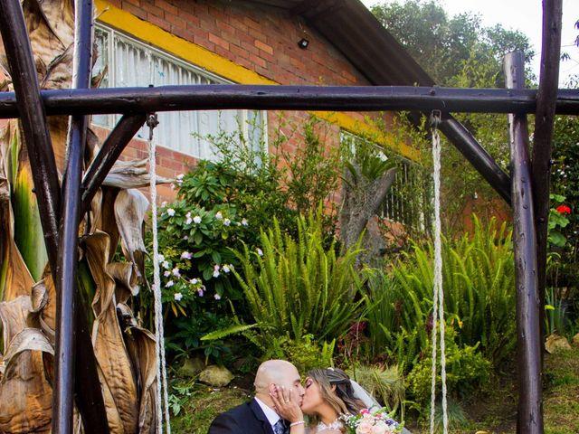 El matrimonio de Noberto y Angie en Cota, Cundinamarca 13