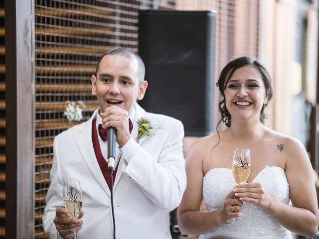 El matrimonio de Ana María y Carlos