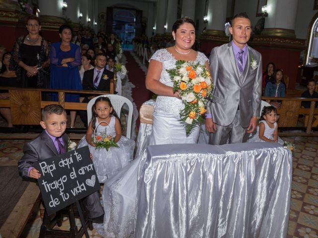 El matrimonio de Camilo y Marleny en San Vicente, Antioquia 3