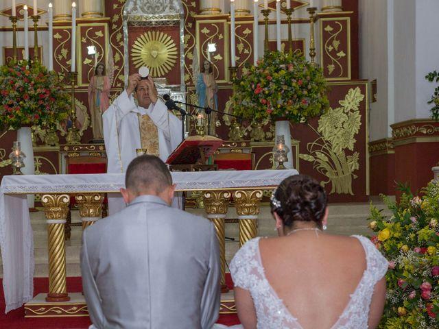 El matrimonio de Camilo y Marleny en San Vicente, Antioquia 4