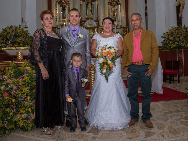 El matrimonio de Camilo y Marleny en San Vicente, Antioquia 5