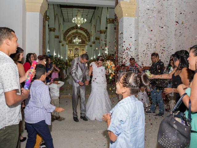 El matrimonio de Camilo y Marleny en San Vicente, Antioquia 2