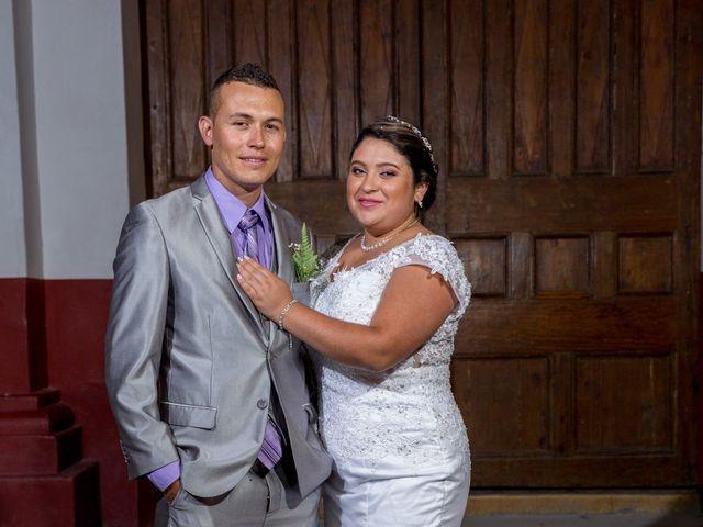 El matrimonio de Camilo y Marleny en San Vicente, Antioquia 7