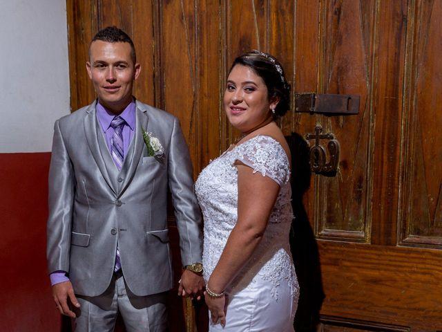 El matrimonio de Camilo y Marleny en San Vicente, Antioquia 9