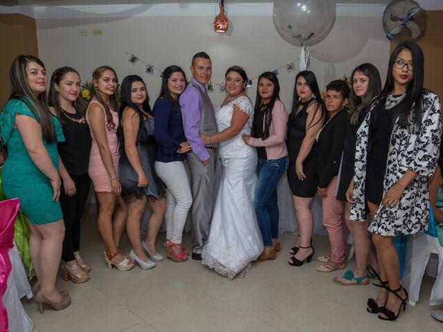 El matrimonio de Camilo y Marleny en San Vicente, Antioquia 13