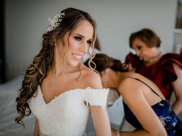 El matrimonio de Julián y Jessica  en Cartagena, Bolívar 5