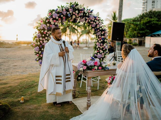 El matrimonio de Julián y Jessica  en Cartagena, Bolívar 9