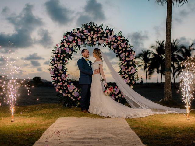 El matrimonio de Jessica  y Julián