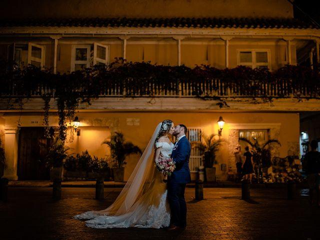 El matrimonio de Julián y Jessica  en Cartagena, Bolívar 13
