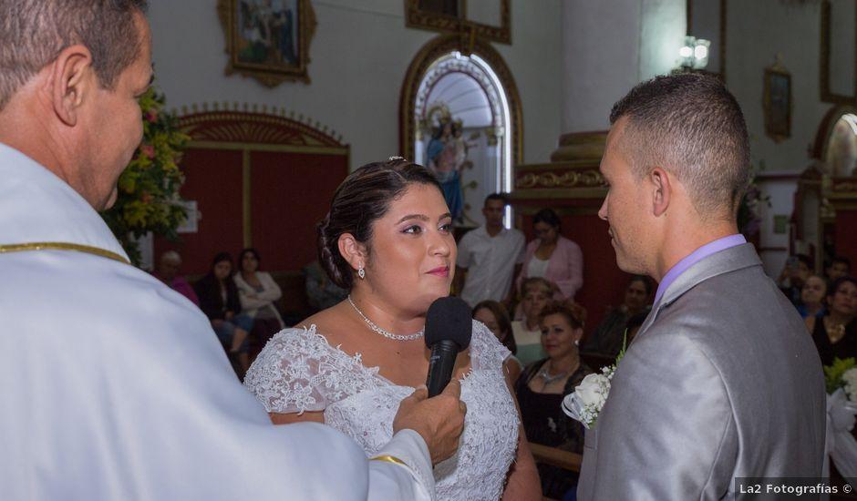 El matrimonio de Camilo y Marleny en San Vicente, Antioquia