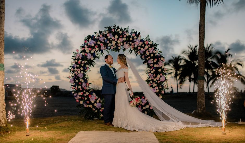 El matrimonio de Julián y Jessica  en Cartagena, Bolívar