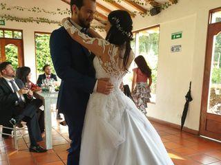El matrimonio de Marcela  y Jonathan  2