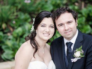 El matrimonio de Paola y Marcos