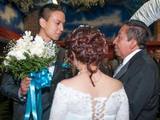 El matrimonio de Anjhela y Julian 2