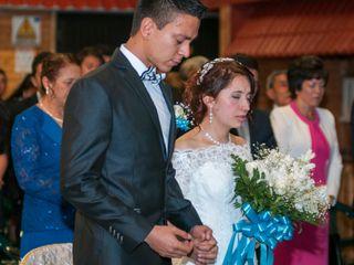 El matrimonio de Anjhela y Julian 3