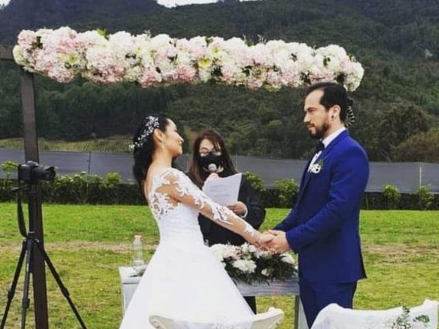 El matrimonio de Marcela  y Jonathan