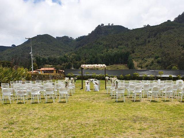 El matrimonio de Jonathan  y Marcela  en Subachoque, Cundinamarca 2