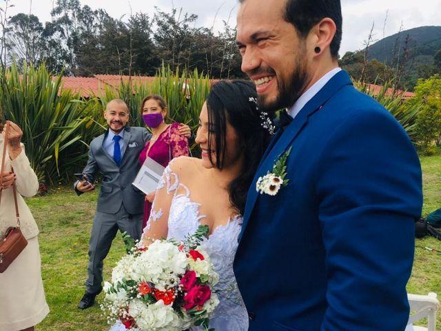 El matrimonio de Jonathan  y Marcela  en Subachoque, Cundinamarca 3