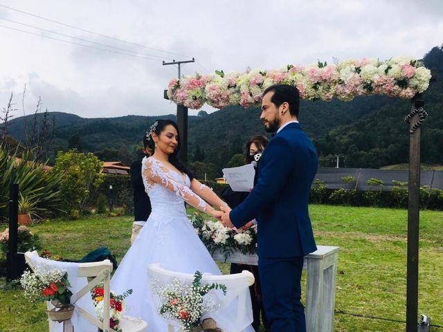 El matrimonio de Jonathan  y Marcela  en Subachoque, Cundinamarca 5