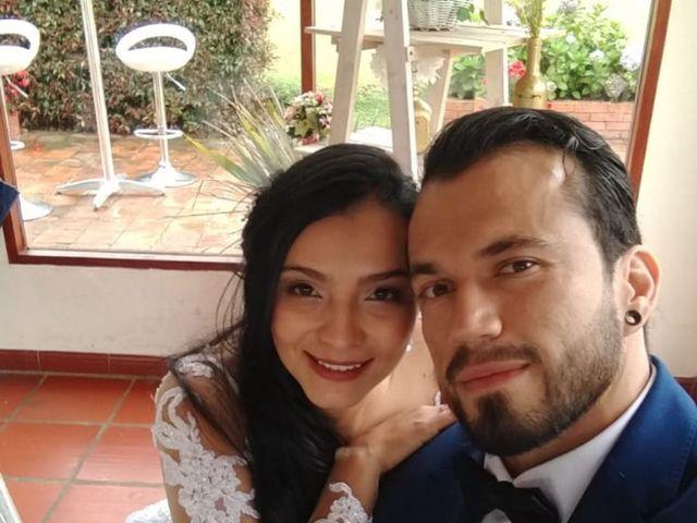 El matrimonio de Jonathan  y Marcela  en Subachoque, Cundinamarca 6
