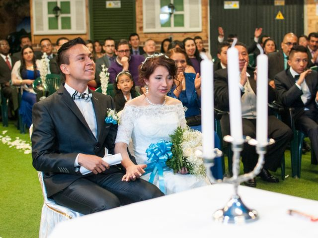 El matrimonio de Julian y Anjhela en Bogotá, Bogotá DC 6