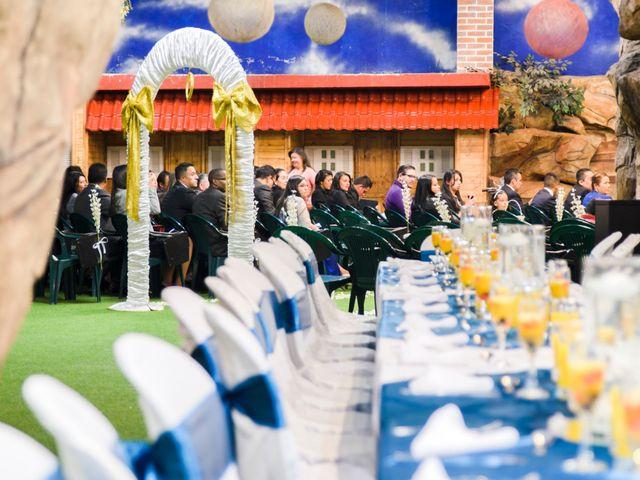 El matrimonio de Julian y Anjhela en Bogotá, Bogotá DC 15