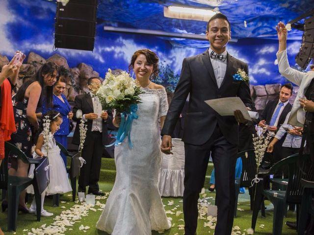 El matrimonio de Julian y Anjhela en Bogotá, Bogotá DC 17