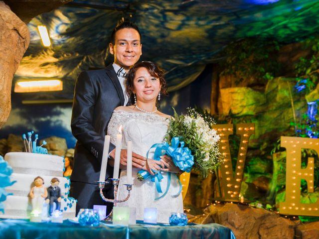 El matrimonio de Anjhela y Julian