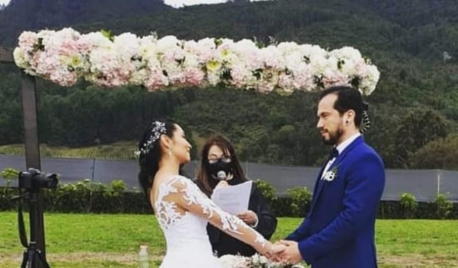 El matrimonio de Jonathan  y Marcela  en Subachoque, Cundinamarca