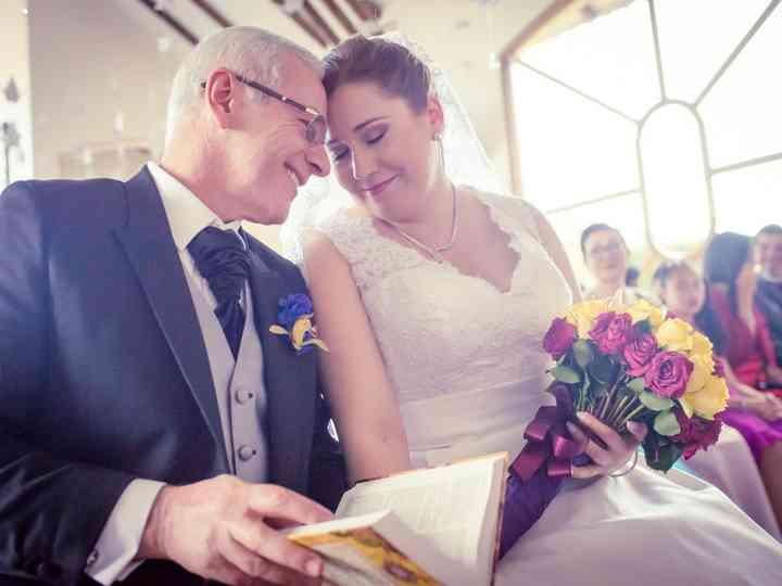El matrimonio de Claudia y Ricardo
